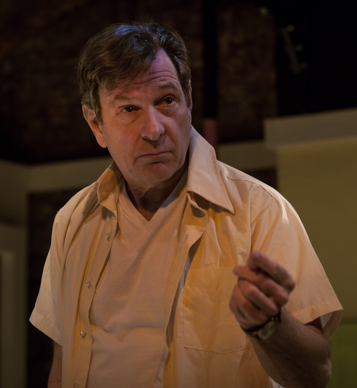 (l-r) Michael Brandon as Jake Price